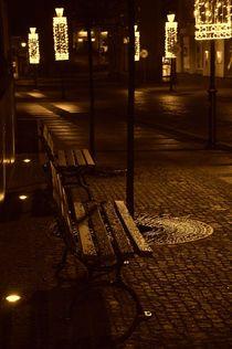 Nachts in der City by anowi