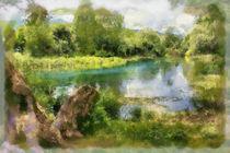 Tirino River von dado