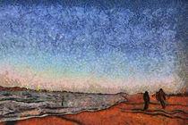 Sunset promenade by dado