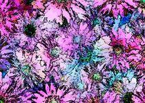 Abstrakter Blumentraum von Eckhard Röder