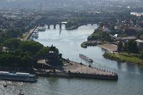 Deutsches Eck in Koblenz von tsf