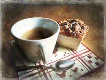 Coffee and Muffin by barbara orenya
