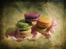 French Macarons 2 von barbara orenya