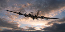 The Flying Fortress by James Biggadike