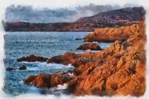 Isola Rossa II by dado