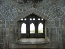 Fortress Window by Nandan Nagwekar