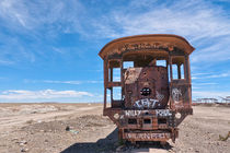 Train Cemetery, Salar de Uyuni part 9 by Steffen Klemz