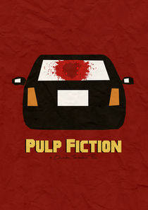Pulp Fiction  by Sam Harland