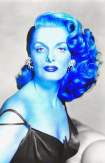 Jane Russell in The Revolt of Mamie Stover by Art Cinema Gallery