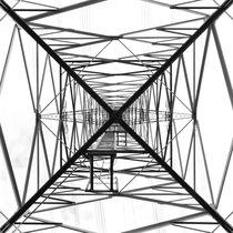 Strommast von Albrecht Schlotter