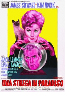 Italian Poster of Bell Book and Candle by Art Cinema Gallery