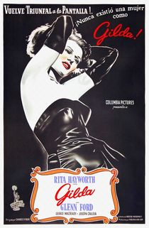 Argentinian poster of Gilda von Art Cinema Gallery
