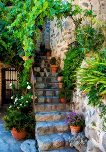 Treppe by Uwe Karmrodt