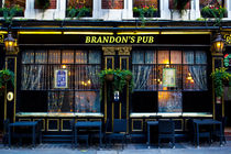 Brandon's Pub von David Pyatt