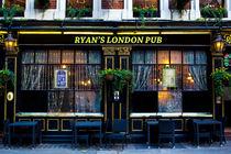 Ryan's London Pub von David Pyatt