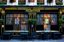 Tyler's Pub von David Pyatt