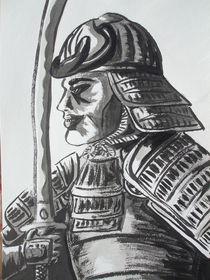 Samurai Soldier by Justin Latimer