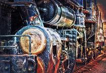Lokomotive von Gunter Nezhoda