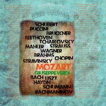 Beruehmte Komponisten von Gunter Nezhoda