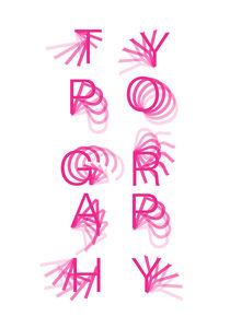 Typography von Anna Nangia