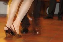 Tanzpaar mit Zuschauer by STEFARO .