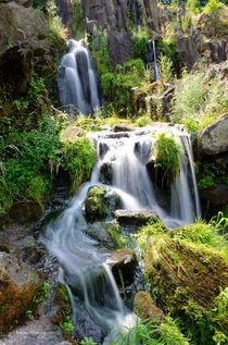 Wasserfall by retina-photo