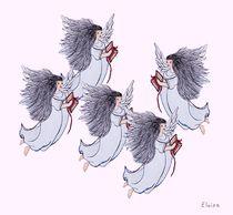 Blue Angels von eloiseart