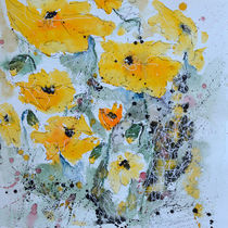 Mohnblumen 02 von Ismeta  Gruenwald
