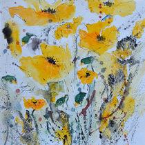 Mohnblumen 03 von Ismeta  Gruenwald
