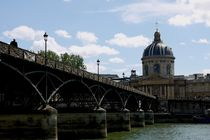 Pont des Arts to French Institute by alina8