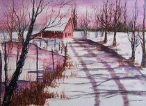A Snowy Day by Jamie Frier