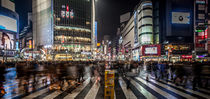 crowds of Shibuya by Gavin Poh