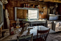 Riddle Ranch Kitchen by Kathleen Bishop