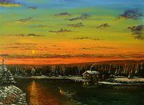 'Am Fluss' von Peter Schmidt