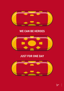 My SUPERHERO PILLS - Iron Man by chungkong