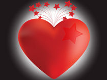 Star Heart by Diane Langenstrass