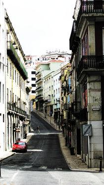 Lisbona Street von Alice Gardoni