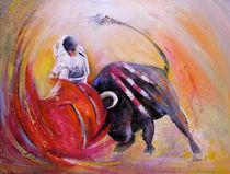 2009 Toro Acrylics 02 von Miki de Goodaboom