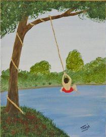 Summer Swing by Tanja  Beaver