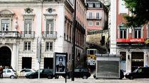 Lisbona Tram von Alice Gardoni