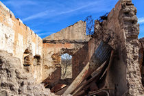Adobe Ruin on the Buenos Aires NWR by Kathleen Bishop