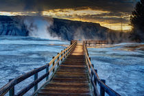 Terrace Boardwalk von Mark Kiver