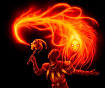 The Flame Whisperer von Tony Christou