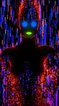 Lady Neon IV von Tony Christou