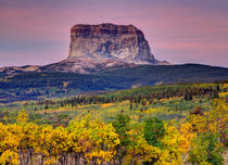 Chief Mountain Sunrise von Mark Kiver