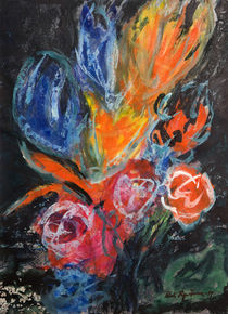 Flowers of night by Pauli Hyvonen