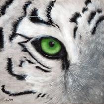 Tigerauge by Lidija Kämpf