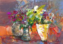 The Three Vases von Miki de Goodaboom
