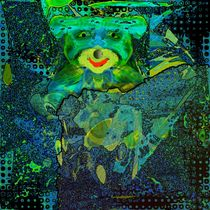 Matrixo green by Helmut Licht