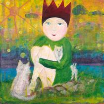 Die kleine Prinzessin und die Kätzchen von mimacko